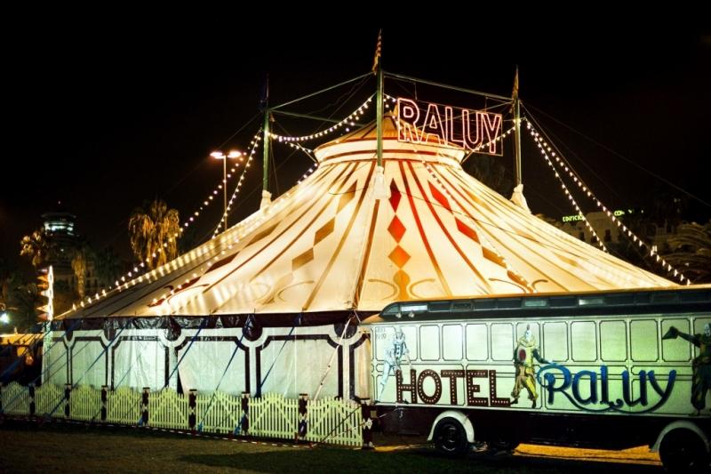Carpa del Circ Rauy
