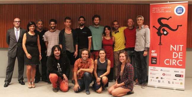 Un total de 42 companyies presenten candidatures als VII Premis Zirkòlika de Circ de Catalunya