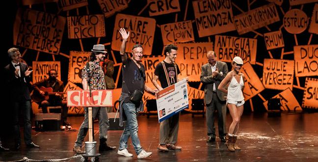 Oberta la convocatòria per al IV Gran Premi BBVA Zirkòlika