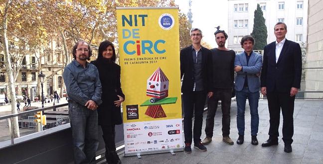 Un total de 44 propostes aspiren a guanyar els VIII Premis Zirkòlika de Circ de Catalunya