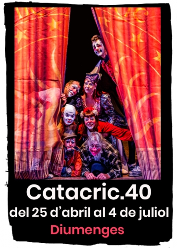 CATACRIC.40 – 2, 9, 16, 23 y 30 de mayo – Circ Cric (Sant Esteve de Palautordera, Barcelona)