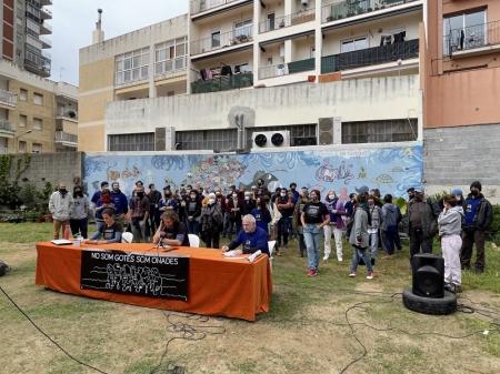 El futuro de Can Fugarolas (Mataró) en la cuerda floja