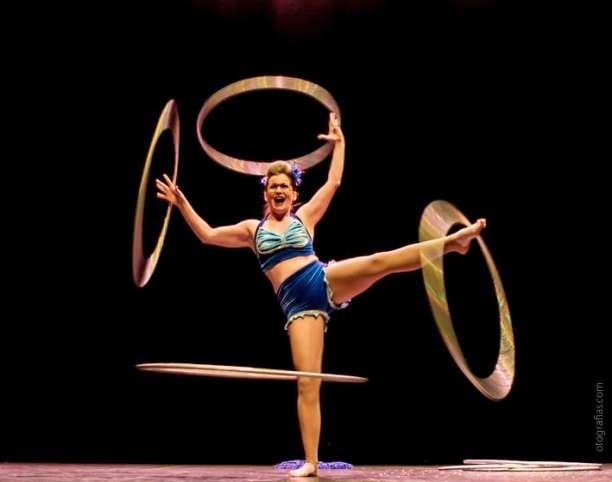 La revista del mundo del circo entrega hoy los Premios Zirkólika con un Cabaret de circo en el Parque de la Barceloneta