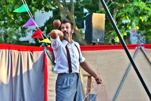 9º Festival de circo Acirkaos. Menorca (20-29 agosto)