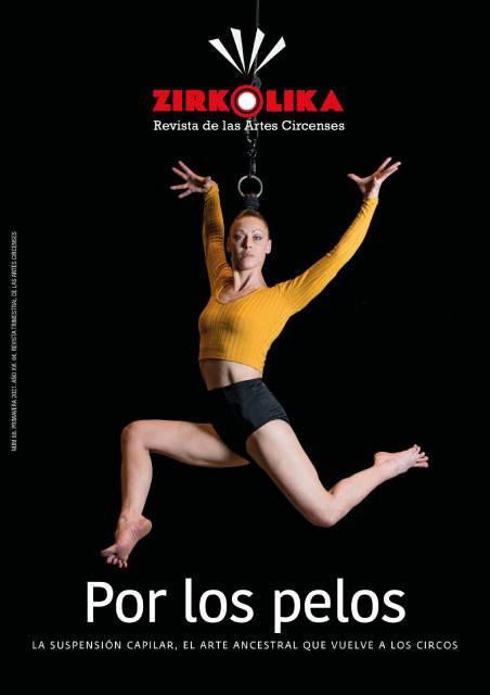 El auge de la suspensión capilar, tema de portada del nuevo número de la revista Zirkólika