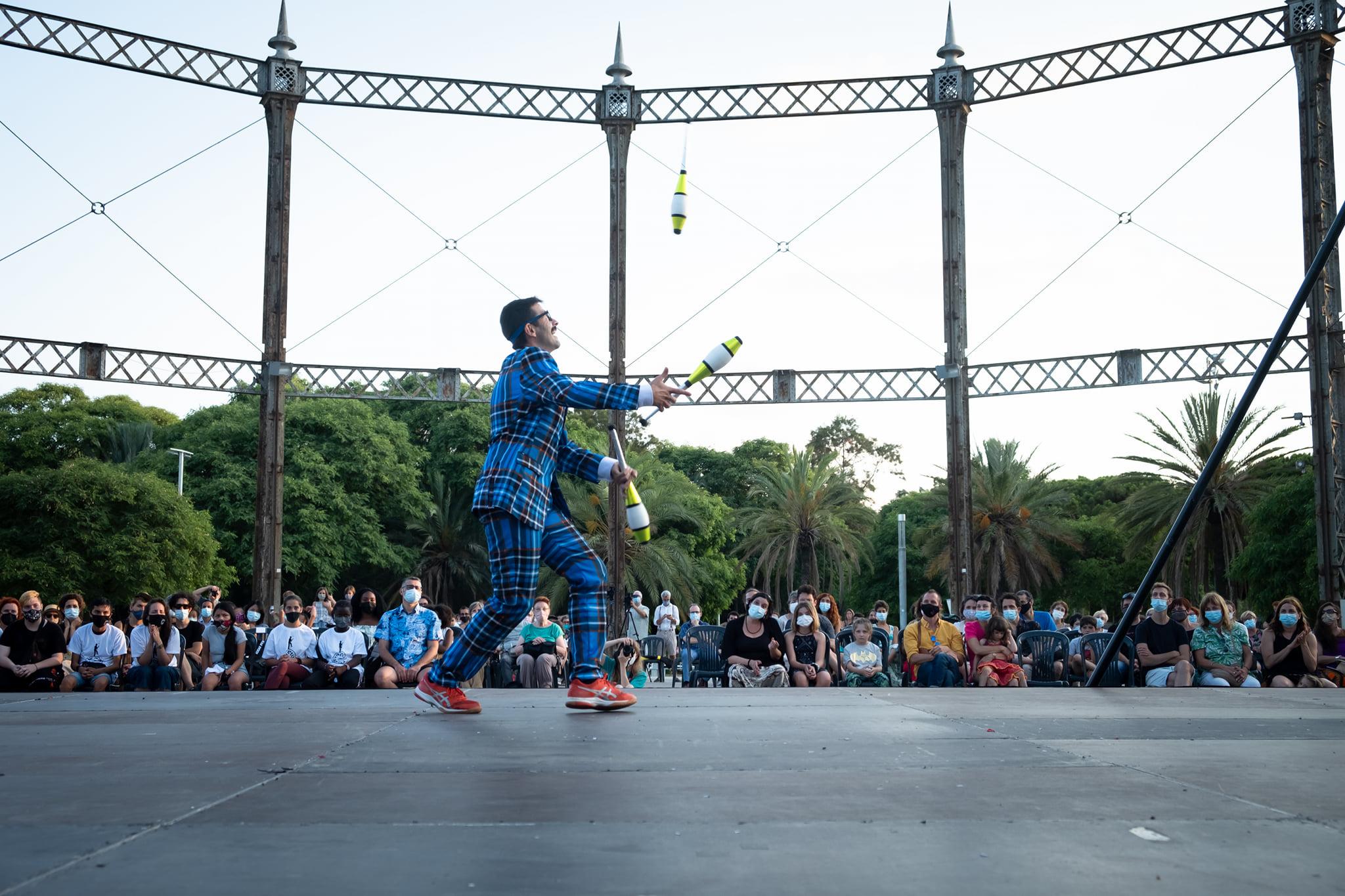 5º Festival de circo y artes afines 'HOP¡¡!'. Villena (24-28 agosto)