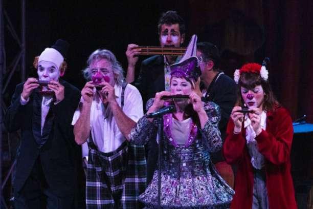 11º Festival Circ Cric al Montseny. Sant Esteve de Palautordera – Barcelona (24 abril – 4 julio)