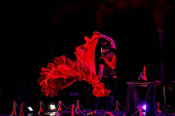 El Ayuntamiento de Sevilla impulsa el nuevo ciclo 'Circo Joven por Barrios' con espectáculos de acrobacia y animación