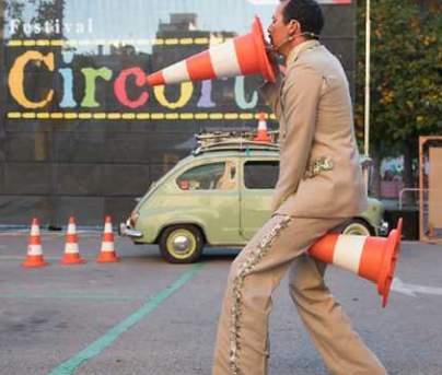 El festival de circo Circorts celebra su 22 edición en Barcelona