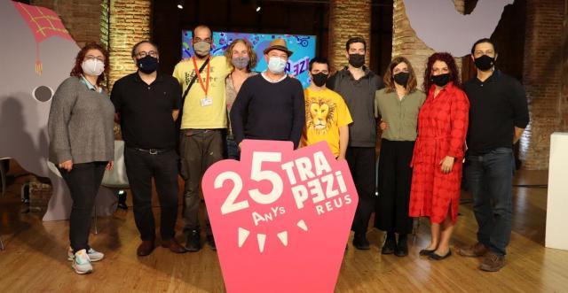 Un video de Laura Carrau sobre el espectáculo 'Mur' gana en Trapezi