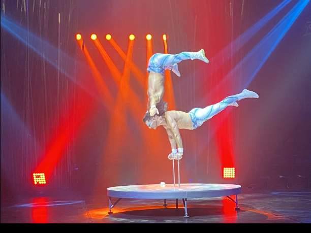 Mystike – Le Grand Cirque, del 25 de marzo al 3 de mayo, Tarragona
