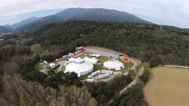 Circ Cric: Un circo lleno de vida en mitad de la naturaleza