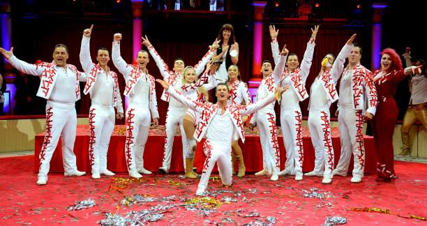 La troupe Kevin Richter gana la edición especial del festival Elefant d'Or de Girona